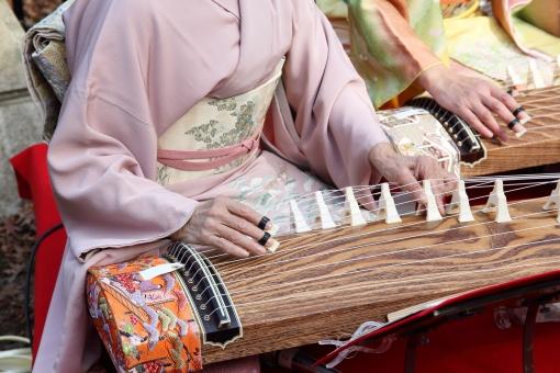 畳の部屋で出来る 和楽器演奏 練習 稽古