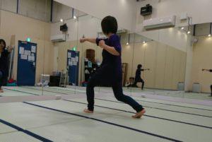 畳 貸しスタジオ で 武道 武術 の稽古