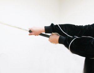 殺陣 練習 が 24時間できる 池袋 西口 レンタルスタジオ 「MIB」